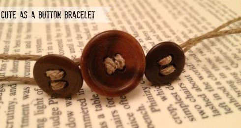 buotton bracelet 1